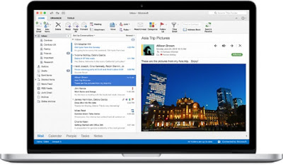 Microsoft launches Office 2016 for Mac