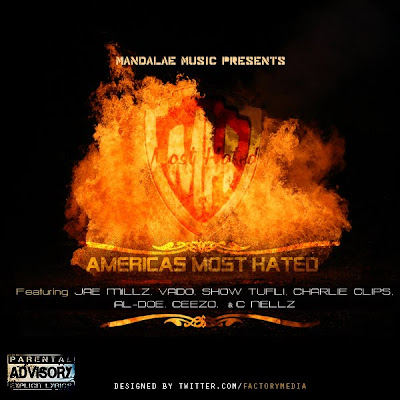 Most_Hated-Americas_Most_Hated-(Bootleg)-2011