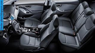 Hyundai elantra car 2012 interior - صور سيارة هيونداى النترا 2012 من الداخل