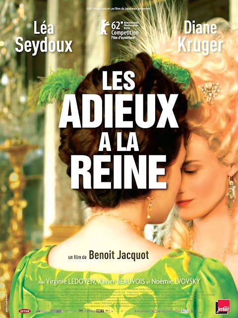 Farewell My Queen • Les adieux à la reine (2012)