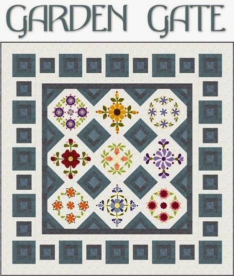 "BOM ""GARDEN GATE"""