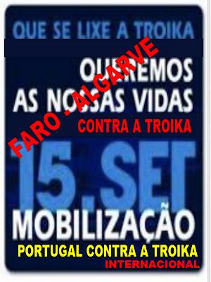 Acorda, Contra, Indignados, Internacional, Ladrões, Levantar, Mobilização, Nacional, Nação, Portugal, Povo, Rua, Troika, Vidas, Covilhã,    Protesto, Manifestação, Faro, Algarve,
