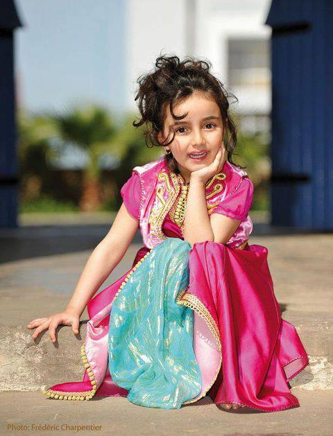 CAFTAN 2013 / 2014 FOR KIDS
