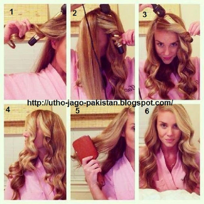 latest best Quick and simple hair style pics Tutorials - hotblended