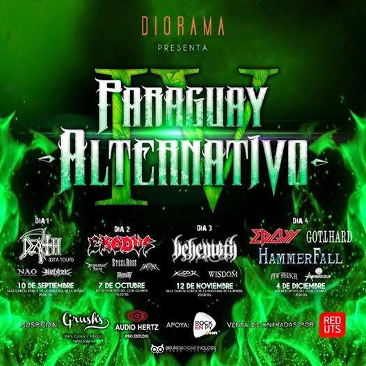 Paraguay Alternativo Festival 2014