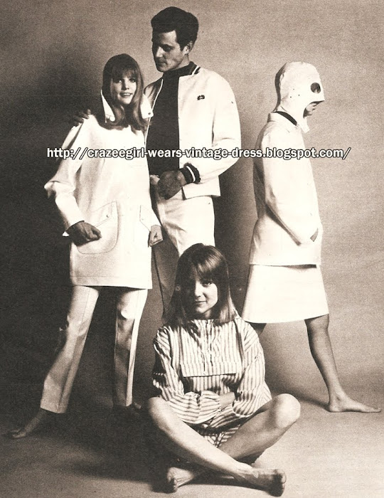 Prébac raincoat - 1965 1960 60s