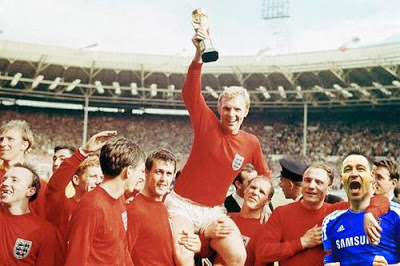 John Terry, Photobomb, celebration, photoshop, World Cup 1966,