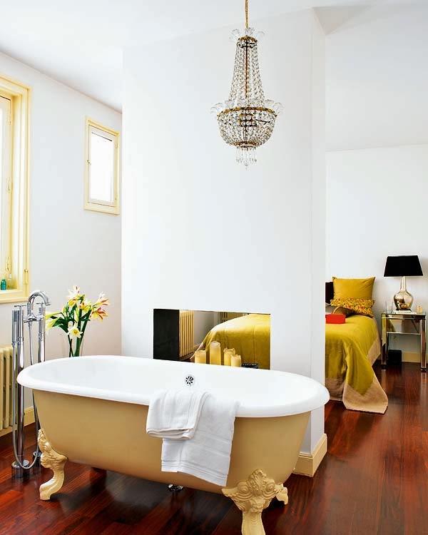 Decotips] Integrar el ba̱o en el dormitorio РVirlova Style