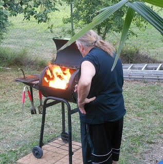 ON SALE!!! Local Man Buys Foreign Charcoal Lighter At Walmart. Burns Chicken Leg...