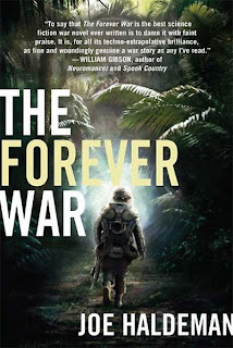 Forever War cover and Amazon link