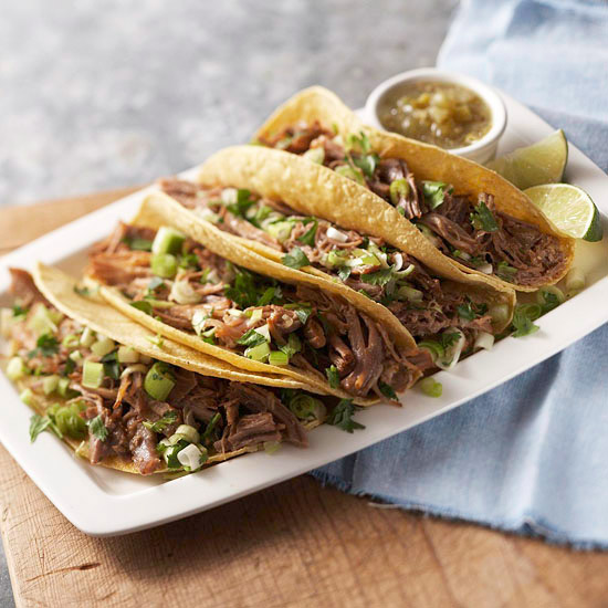 My Favorite Things: Slow Cooker Mexican Carnitas Tacos