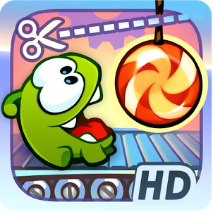 Cut the Rope HD v2.5.2 Mod