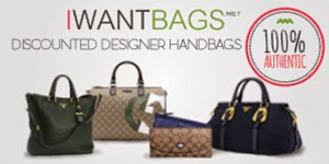 I Want Bags Advertisement Banner