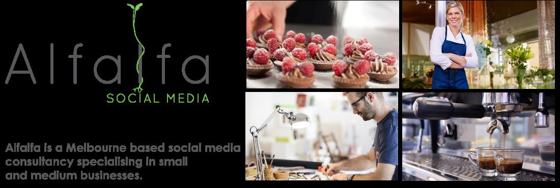 Alfalfa Social Media