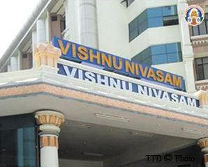 Tirupati VISHNU NIVASAM Photo