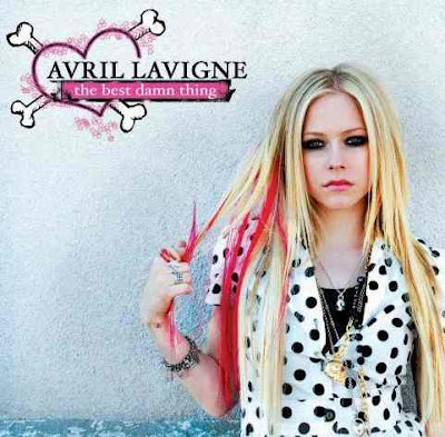 avril lavigne best damn thing cover. hair Avril Lavigne - The Best