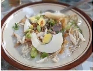 Resep Masakan Bubur Ayam Rasa Mantap