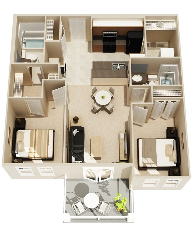 gurukrupa group - Simple Floor Plans 2
