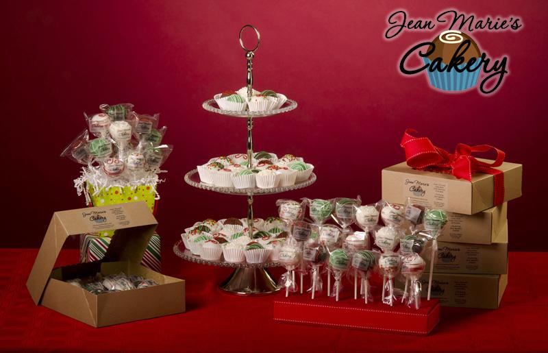 Christmas Cake Flavour Ideas : Christmas Cake Pop Flavor Ideas 118192 Dozen Box Of Cake P