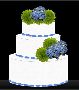 Ontario Bakery Fun tools to help you design your wedding cake