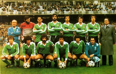 Racing Santander Teka 1981