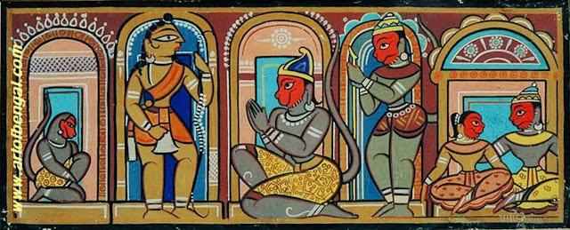 jamini roy religious painting