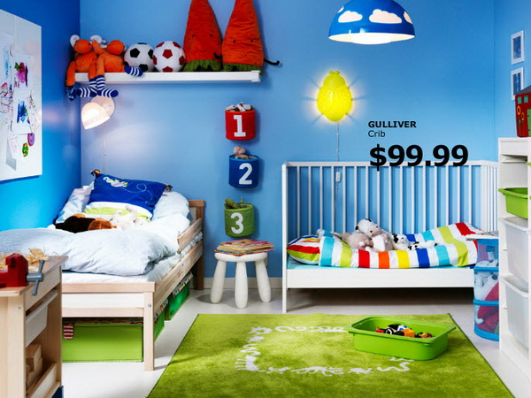 IKEA Boys Room Ideas