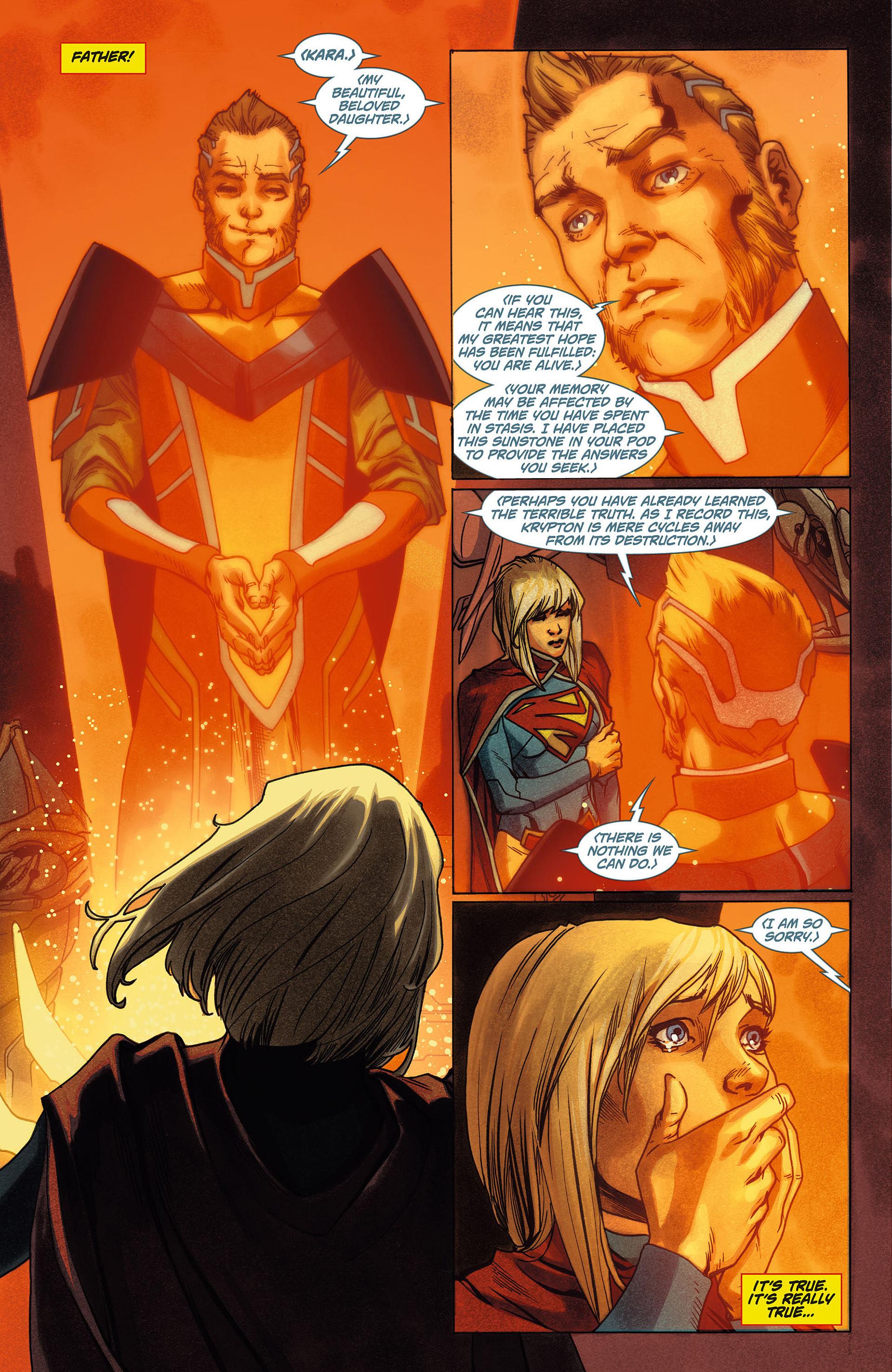 Supergirl (2011) Issue #5 #7 - English 9