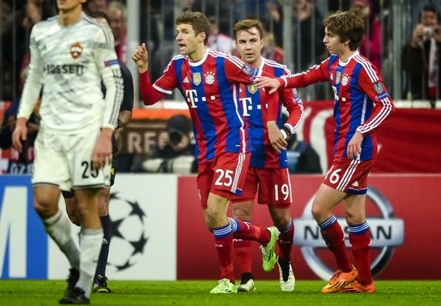 Prediksi Augsburg Vs Bayern Munchen 13 Desember 2014