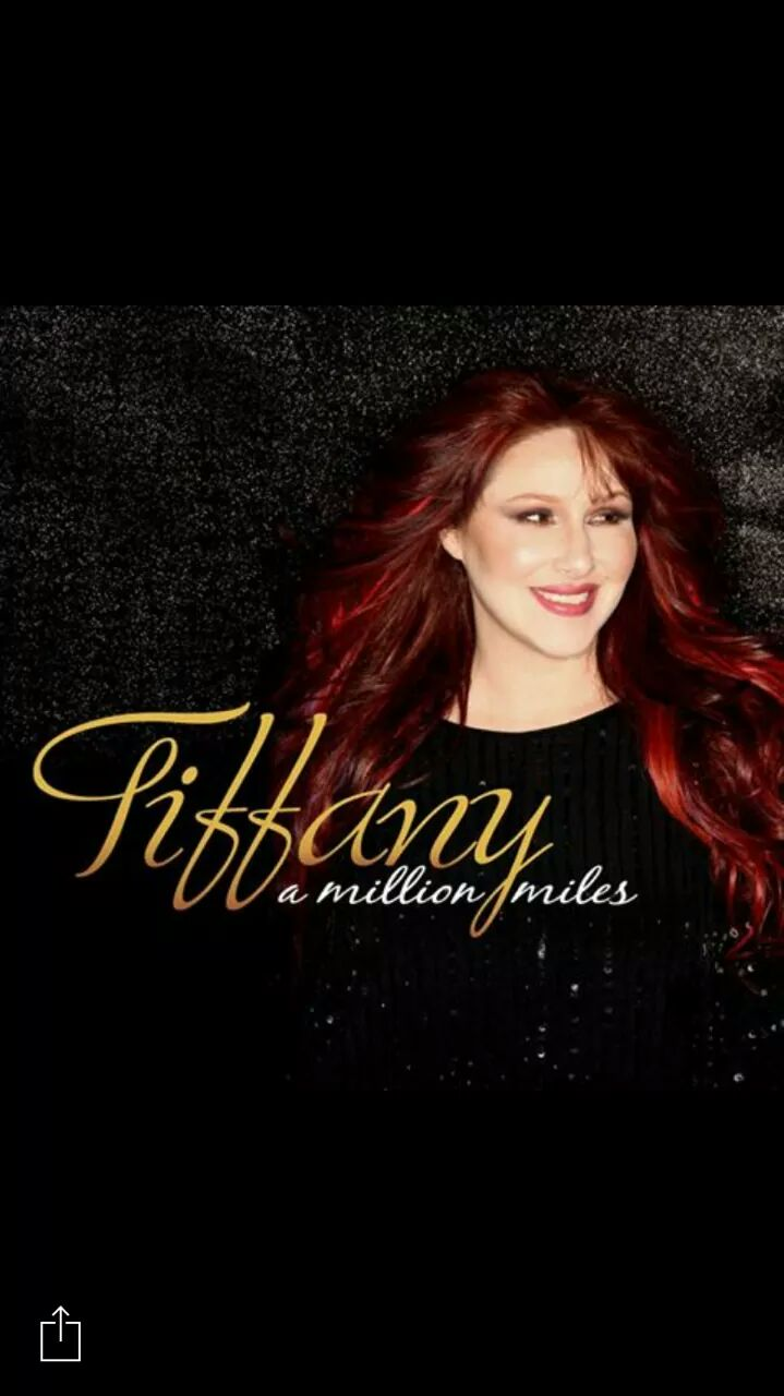 A Million Miles by Tiffany