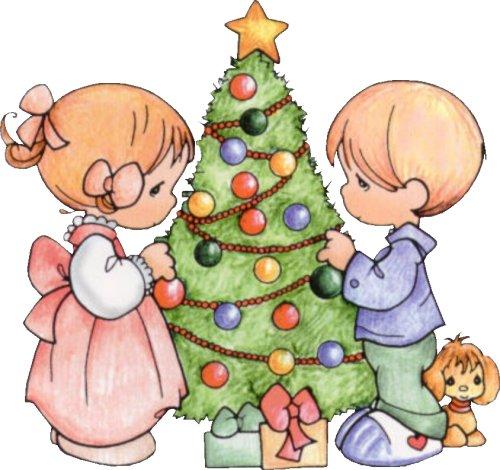 Arbol De Navidad Para Imprimir A Color. Fieltro De Colores Botones ...
