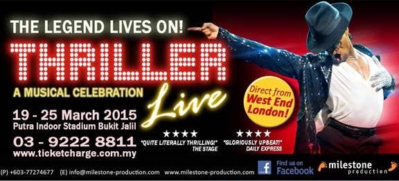Thriller Live Malaysia