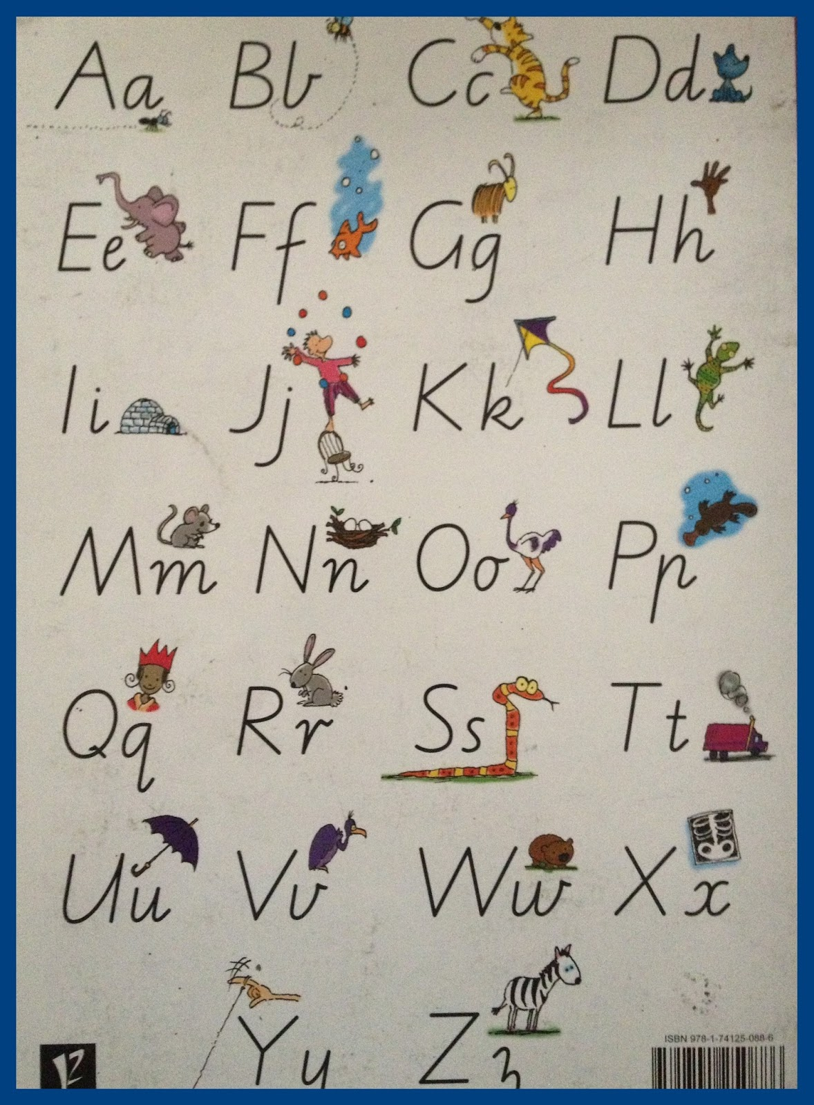 cursive writing templates