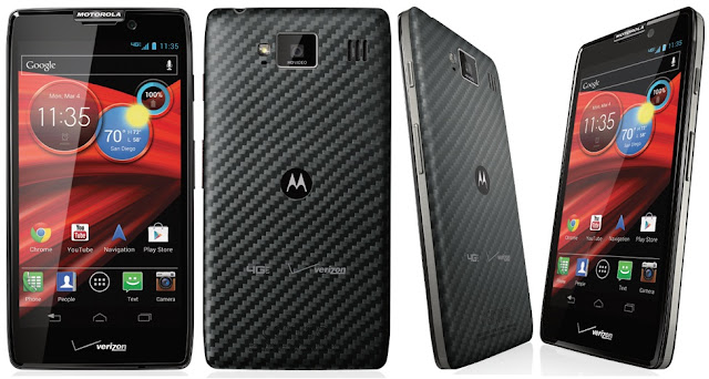 Motorola DROID RAZR MAXX HD – XT926M - Verizon Wireless