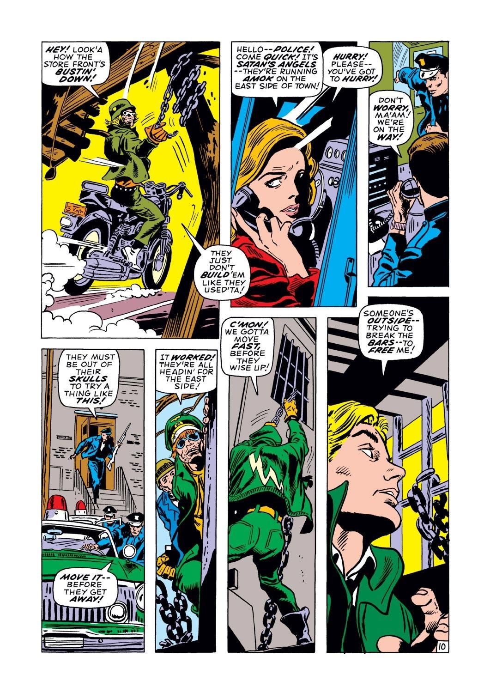 Captain America (1968) Issue #128 #42 - English 11