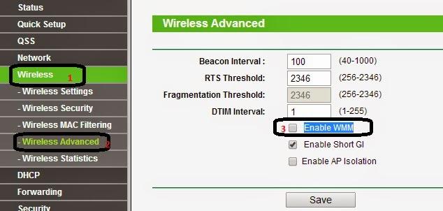 Problema Router Ono - TP Link punto acceso - BQ edison 3