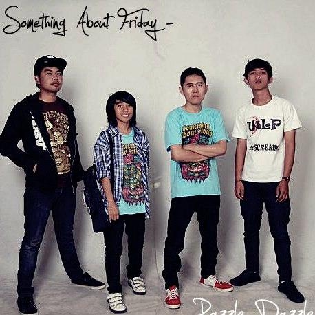 Something About Friday Band Post Hardcore Majalengka - Jawa Barat Foto Personil Logo Wallpaper