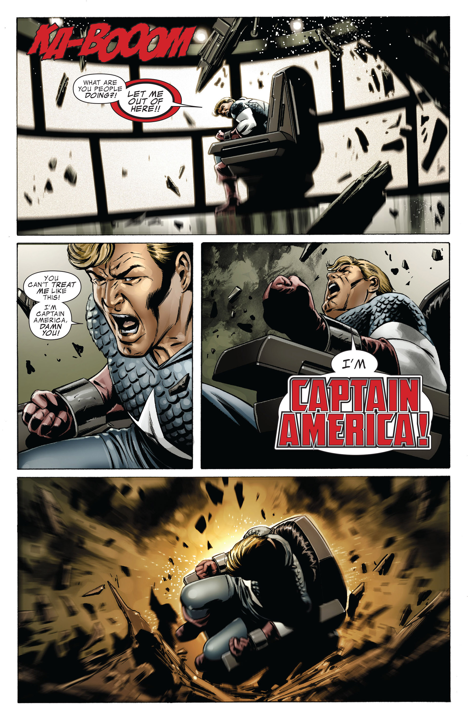 Captain America (2005) Issue #42 #42 - English 9