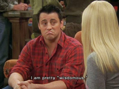 Joey From Friends Quotes. QuotesGram