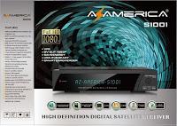 NOVA ATUALIZAÇÃO AZAMERICA S1001 24/06/2013