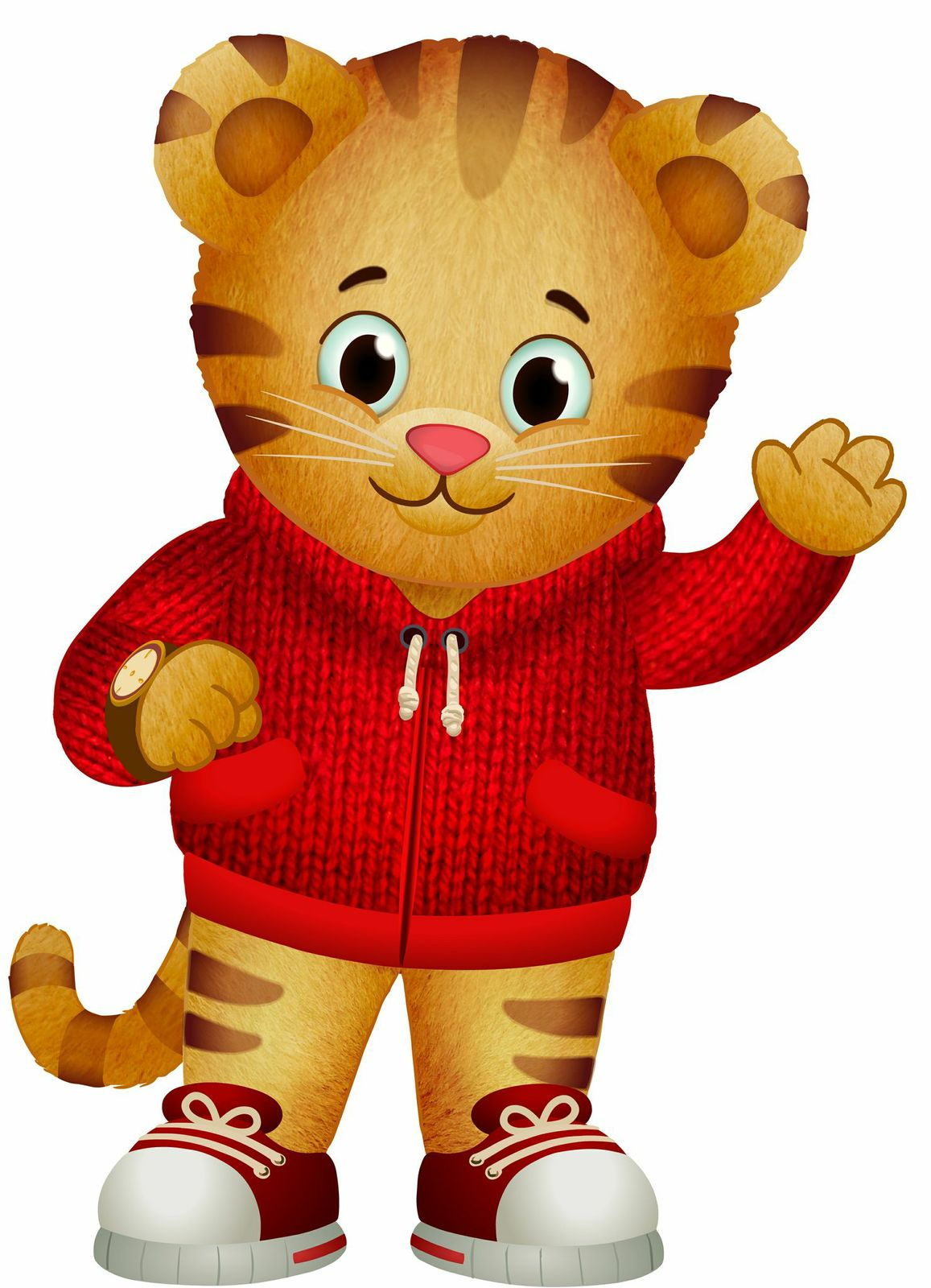 holiday coloring pages daniel tiger coloring pages daniel tiger birthday daniel tiger 1st birthday cake - Daniel Tiger Coloring Pages