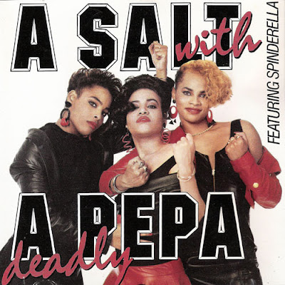 Salt-N-Pepa – A Salt With A Deadly Pepa (CD) (1988) (FLAC + 320 kbps)
