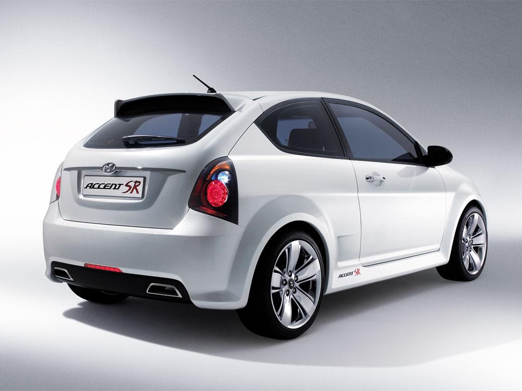 2012 Hyundai Accent Silver Amp White Hatback Auto Car