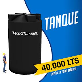 ¿Ya conoces el Tanque de 40,000 litros?