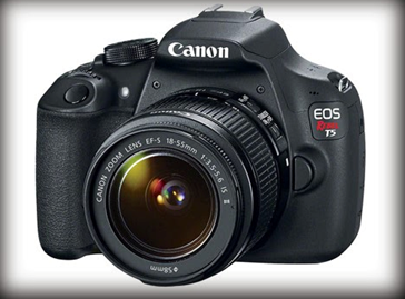 Specifications and Price Camera DSLR Canon EOS 1200D (Rebel T5) Updated