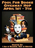 Fools For Books Giveaway HOP, April 1-7