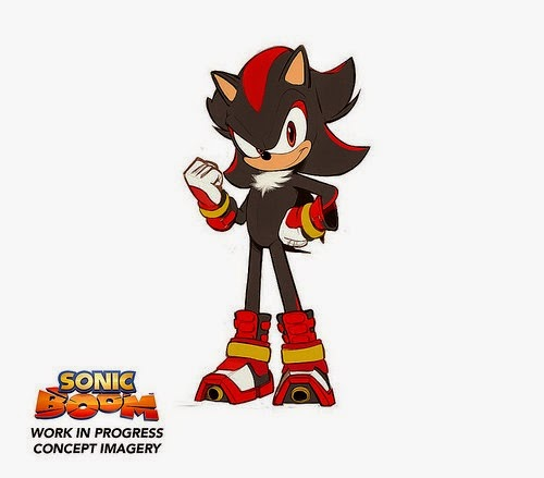Shadow Trailer for Sonic Boom: Shattered Crystal (3DS)