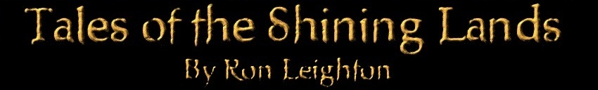 Ron Leighton - Fantasy Author