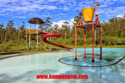 Liburan di Villa Ciwidey Bulan Juni 2015 di Sukarasa Endah Cottage