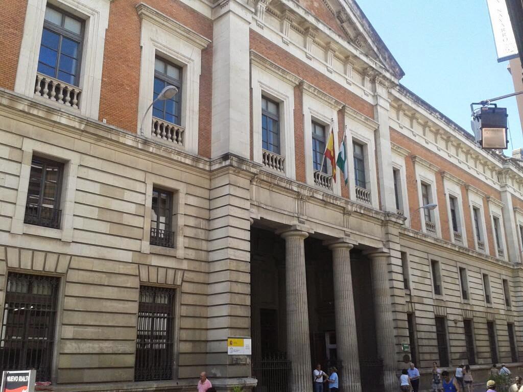 Visita al archivo hist rico provincial de sevilla for Juzgados viapol sevilla